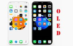 http://ift.tt/2mNbNWn planning to make all the iPhones using OLED Displays by 2019 http://ift.tt/2mXrpDm  According to the report from The Bell Apple is expected to use OLED displays on all the upcoming iPhones by 2019. Currently Apples next iPhone 8 is said to use the OLED display technology for the first time.  Apple is planning to use to OLED display technology on 60 million units of iPhone 8 this year and will be producing all other iPhone models using the OLED displays by 2019.  Image…