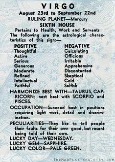 Virgo zodiac August 22 Sept. 23 constellation by TheMadPlatters