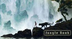 Mowgli Bagheera Black Panther The Jungle Book This HD Mowgli
