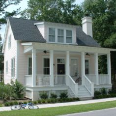 Cute cottage style