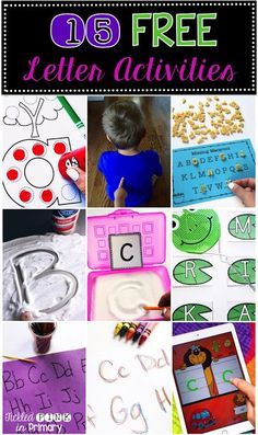 on pinterest alphabet activities alphabet and letter of the week