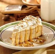 Olive Garden Pumpkin Cheesecake