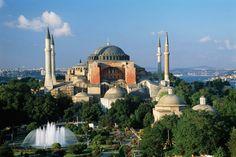 Hagia Sophia   Tear down those minarets!