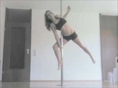 Pole Dance Tutorial: Twisted Star