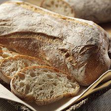 pugliese bread - an italian rustic loaf | recipe | best food ideas