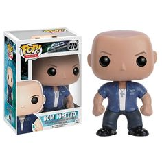 Fast and Furious Dom Toretto Pop! Vinyl Figure - Funko - Fast and the Furious…