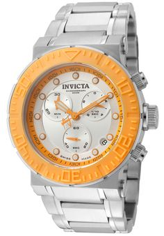 Price:$249.00 #watches Invicta 10929, A rugged masculine look for an everyday look only by Invicta