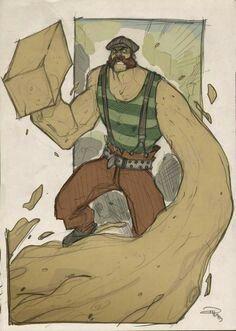 Steampunk Sandman by Denis Medri