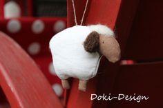 Schafe von Doki-Design auf DaWanda.com 12x7, 9,80