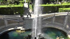 Fontains in Villa d'Este - Tivoli (Italy) Music by Franz Liszt, Les jeux d'eau à la Villa d'Este