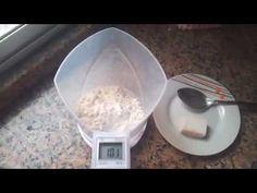 Masa Madre Rápida para Pan o Bollería - Esponja Fácil - YouTube