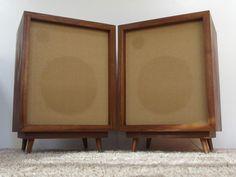 JBL D130 Speakers