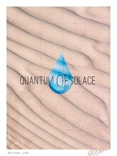 Quantum Of Solace { 50 Years of Bond }