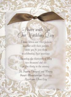 Spanish Wedding Invitation Templates with great invitations sample