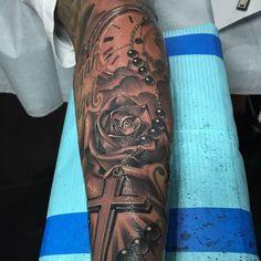 Die 74 Besten Bilder Von Kreuz Tattoo Mann Cross Tattoo Men