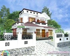 Small Home Building Plans Best Small House Designs, Latest House Designs, Simple House Design, Modern House Design, Contemporary House Plans, Modern House Plans, Small House Plans, Four Bedroom House Plans, House Plans One Story