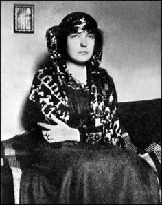 """""""I am a recluse at present and do nothing but write and read and read and write."""" The Collected Letters of Katherine Mansfield (Katherine Mansfield Murry), New Zealand"""