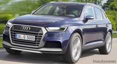 New 2015 Audi Q7 generation