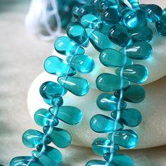 11x6mm Large Glass Teardrop Beads - Czech Glass Beads - Tear Drop Beads - Jewelry  Making Supply - 6x11mm (25 pc) Jewelry Supply