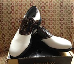 RARE (New) Men's FootJoy Classics golf shoes - $179.00 - Buy them at my eBay store!