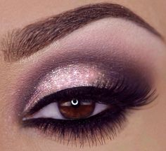 Smokey eye with UD Naked3 or TF Chocolate Bar Palette