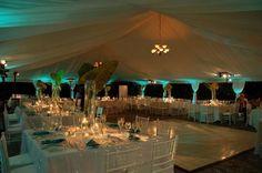 Sunset wedding reception outside with dance floor | outdoor dance floor wedding reception layout | Party ... | Wedding