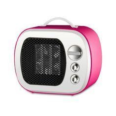 Electric 220V 500W Warm Winter Mini desktop Fan Heater