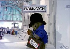 I loved Paddington growing up! I still eat Marmalade because of him.