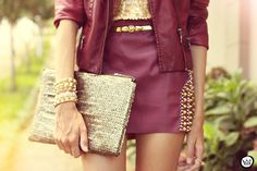 FashionCoolture - just discovered this amazing fashion blogger and am so inspired! love her style #ootd #inspiration