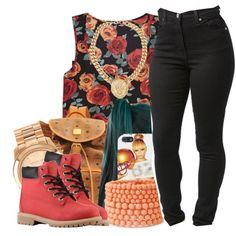 A fashion look from May 2014 featuring Forever 21 tops, MCM backpacks and Forever 21 bracelets. Browse and shop related looks.