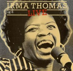 Irma Thomas - Live at Discogs Irma Thomas, Albums, Musicals, Singing, Bands, Belt, Live, Belts, Band
