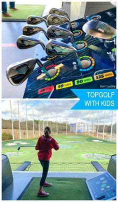 Great tips for visiting TOPGOLF as a family activity. This fun interactive golfing game is the perfect family outing with groups of mixed ages. What a neat way to inspire kids to love golf! Add this to your family vacation or staycation itinerary. Best Family Vacation Spots, Family Road Trips, Family Outing, Family Travel, Vacation Ideas, Summer Activities, Family Activities, Spring Break Vacations, Kids Golf