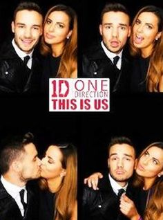 Liam and Sophia! It's not Payzer or anything (let's face it, what is?) but it's pretty cute.... -E