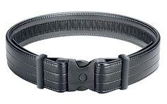 Uncle Mikes Law Enforcement Mirage Plain Ultra Duty Belts  Small Black *** Visit the image link more details.