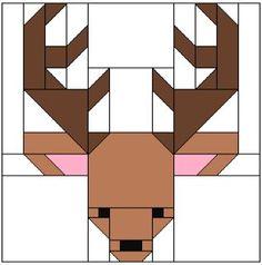 Sew Fresh Quilts: Santa's Reindeer
