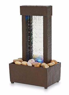 http://diy-gardensupplies.com/ Indoor Bamboo Tabletop Water ...