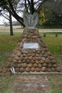 Geronimo's Grave  Fort Sill, Oklahoma