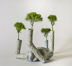 Elisa D'Arrigo : Ceramic Vases
