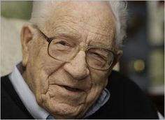 """George Beverly Shea, affectionately known as """"America's Beloved Gospel Singer,"""" turned 104 on Feb. 1, 2013, after decades of singing and songwriting which often accompanied Billy Graham's Crusades.  I have loved this man, his voice, and the old hymns he sang for so many years."""