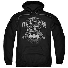 Batman University of Gotham City Hoodie