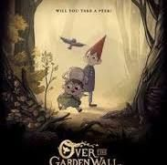 """""""Over the Garden Wall"""" and Vintage Postcards – Weird Christmas"""