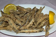 Greek anchovies - LC Photographics | Athens, Greece.