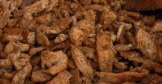Μαγειρεύει για το κέφι της και σερβίρει για φίλους η Μαρία Τσεκούρα. ΥΛΙΚΑ: Για 4 μερίδες: • 500 γρ. χοιρινές πανσέτες, χωρίς κόκαλο • αλάτι, φρεσκοτριμμέν