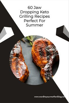 60+ Low Carb and Keto Grilling Recipes perfect for summer dinners, cookouts, and parties! The best quick and easy keto BBQ recipes to help you stick to your healthy eating plan! Grilled Chicken Drumsticks, Grilled Chicken Thighs, Grilled Vegetables, Marinated Pork Tenderloins, Grilled Pork Chops, Grilling Recipes, Beef Recipes, Peanut Sauce Chicken