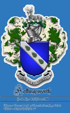 Hollingsworth Family History & Genealogy