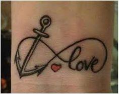 Resultado de imagen para tatuajes de infinitos