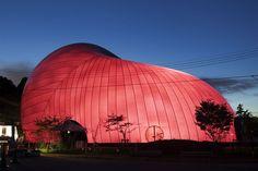 Lucerne Festival Ark Nova Isozaki, Aoki & Associates, Anish Kapoor
