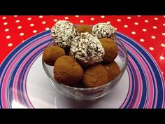 3 Syn chocolate truffles ( Slimming World ) Slimming World Desserts, My Slimming World, Chocolate Truffles, Food Videos, Muffin, Treats, Cooking, Breakfast, Youtube