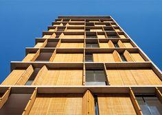 Studio MK27 adds mashrabiya-inspired screens to apartments