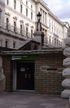 Cabinet War Rooms, beneath London, you can visit the War rooms, such an amazing and interesting place of British history